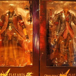 Permanent Link to DMC4 PLAY ARTS改 DANTE & NERO を購入
