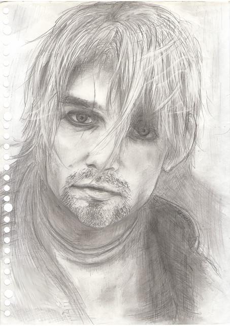 Kurt Cobain [ NIRVANA ]