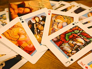 Angels PLAYING CARDS -天使トランプ-