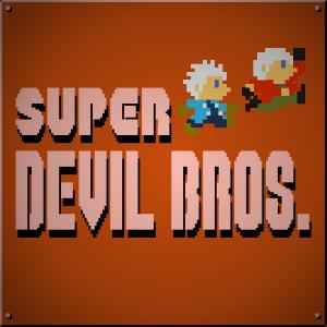 Permanent Link to DMCキャラをスーパーマリオブラザーズ風にしてみました。
